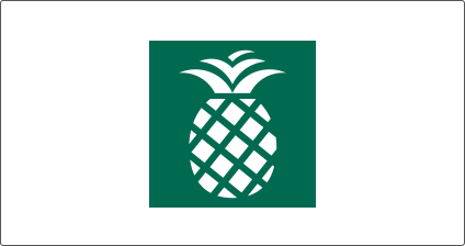 image of color pineapple logo