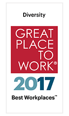 Best Workplaces For Diversity 2016 - Ranked #18