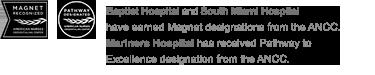 Magnet Recognition Logo
