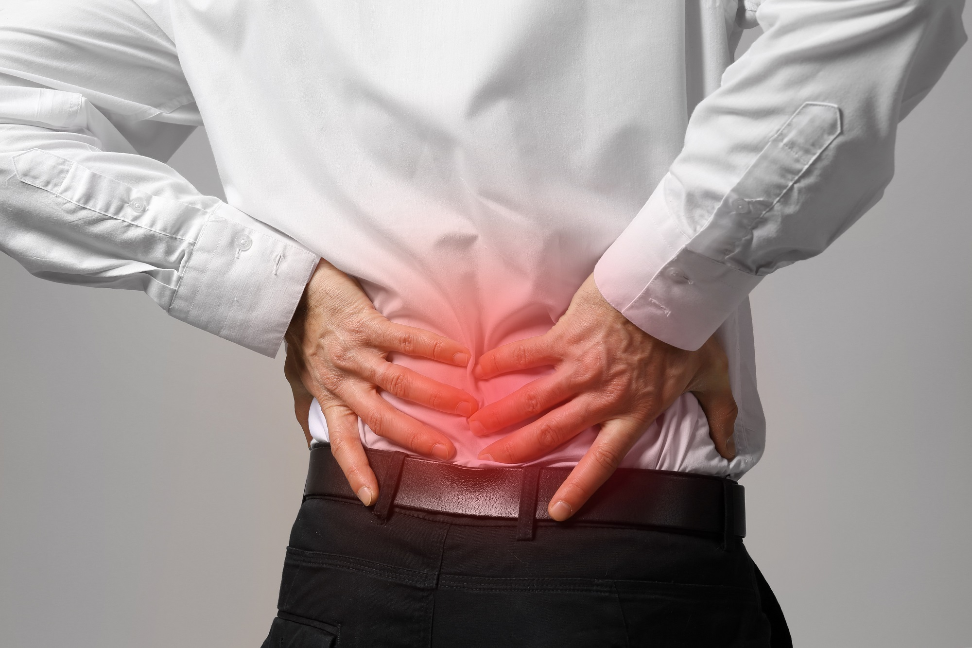 Lower Back Pain: When to See Your Doctor