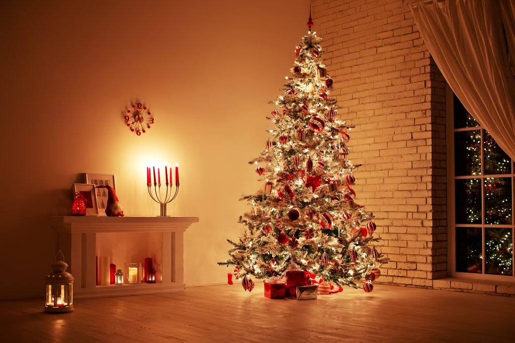 Coping with Christmas Tree Allergies