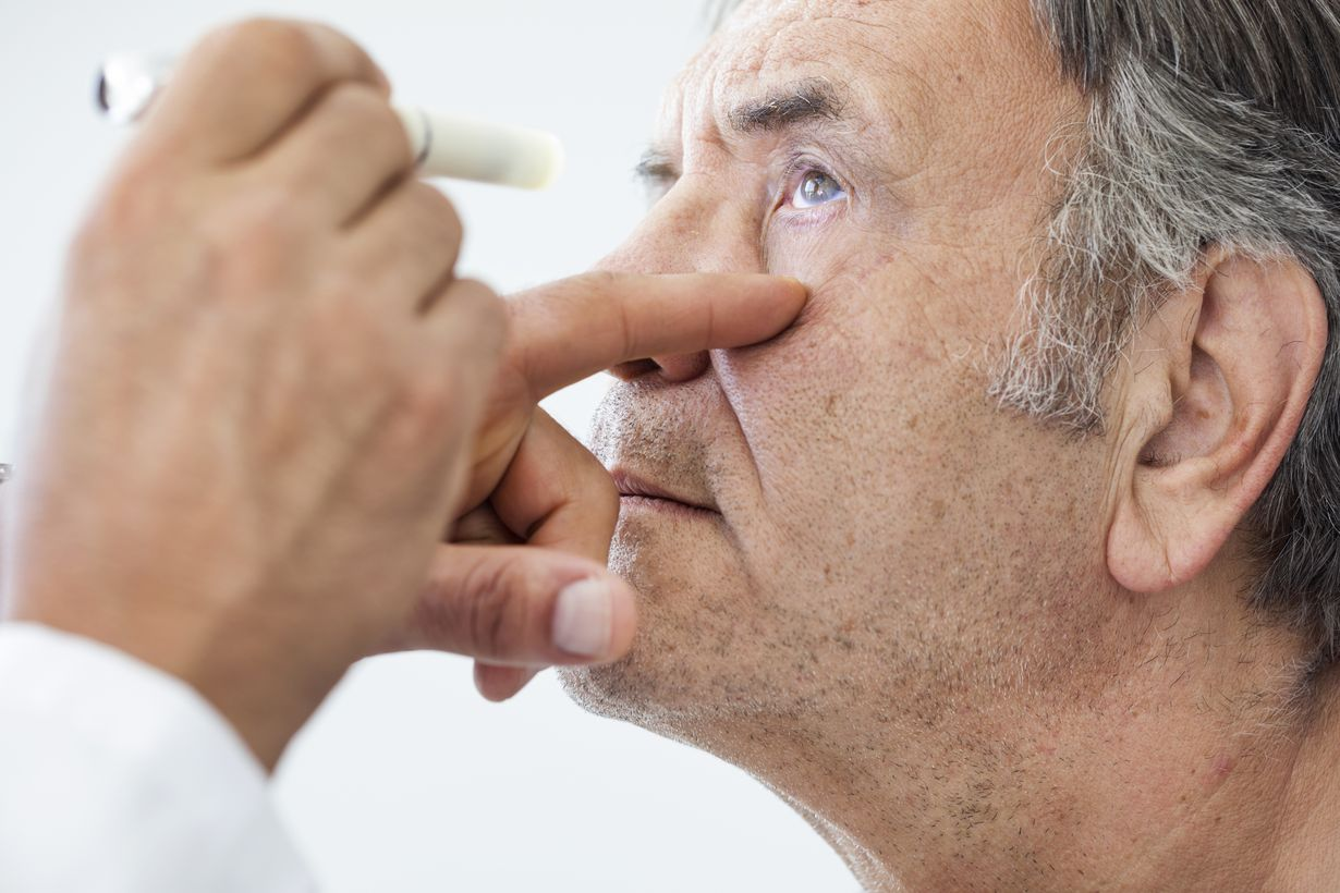 Diabetic Eye Disease A Leading Cause Of Vision Loss