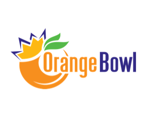 Logo for the Orange Bowl