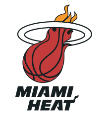 Logo for the Miami Heat