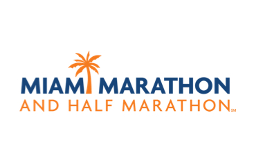 Logo for the Miami Marathon